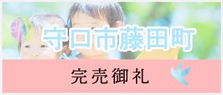 Dタウンシリーズ 守口市藤田町スペシャルページ